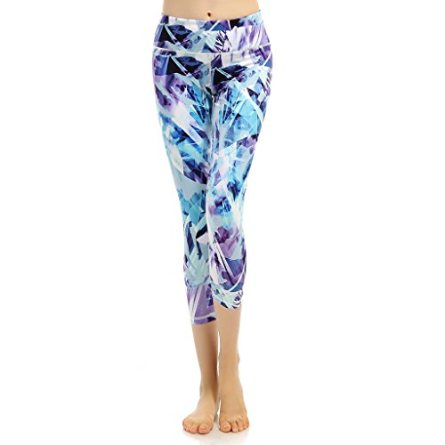 Kerio Women's Color Printing Capri - Pants Macy's Capri Mens