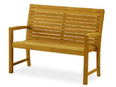 Charmant Atlanta Teak Furniture   Teak Bench   48u0026quot; ...