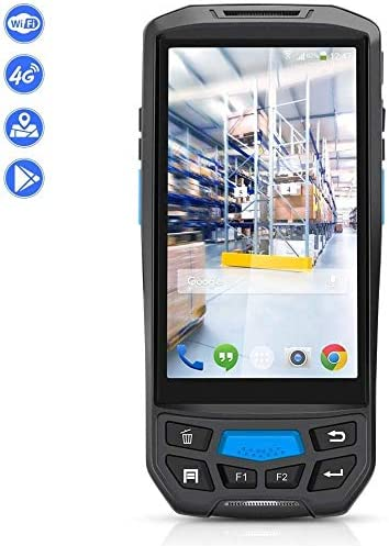 MUNBYN PDA de Lente Honeywell Android 7.0 PDA Palm Hosteleria ...