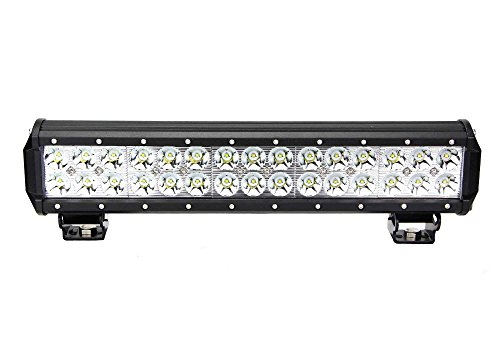 ALL GOOD LED Dual CREE Light Bar 14 Inch 90 Watt Combo