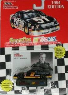 Racing-nascar Racing Champions 1994 Edition Rusty Wallace Easy To Use