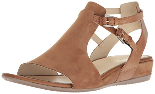 EU Women Wedge 39 5 ECCO Whisky US Women Hooded Camel 25 Sandal Touch M 8 8 vzdqSz