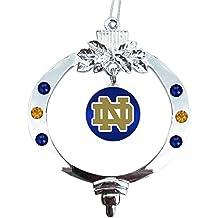 College NCAA Christmas Ornaments