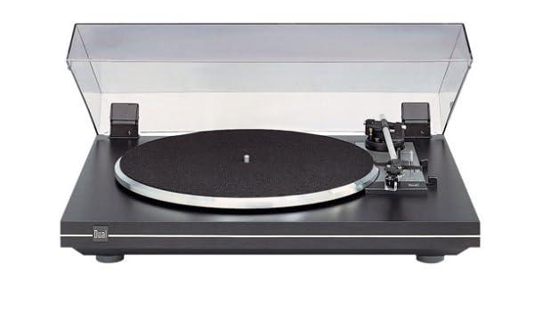 Dual CS 415-2 - Tocadiscos, Color Negro: Amazon.es: Electrónica