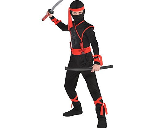 Amscan Boys Shadow Ninja Costume - X-Large (14-16) ()