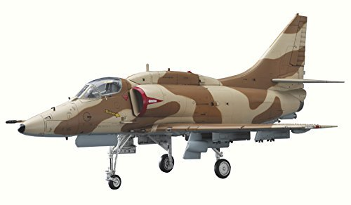 Hasegawa Creator Works Series area 88 A-4M Skyhawk Greg Gates 1/48 scale plastic model 64747 (Series Skyhawk)