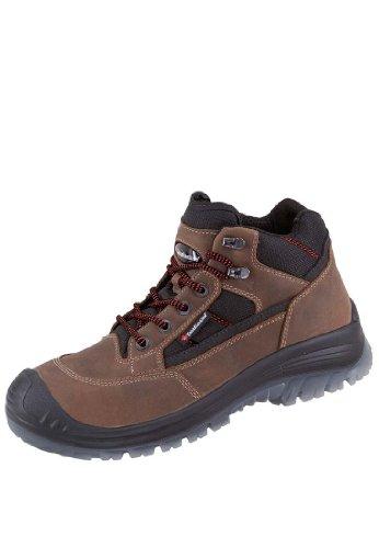 CanadianLine Sherpa marrone, Scarpa di sicurezza Classe: EN ISO 20345:2011 S3 - Marrone, 44 EU