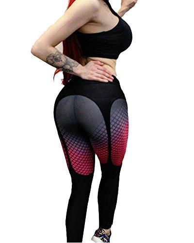 Helerma Womens Sports Tights Leggings