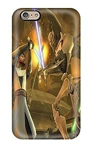 High Quality PKkfLXn3391XkZdf Star Wars Clone Wars Tpu Case For Iphone 6