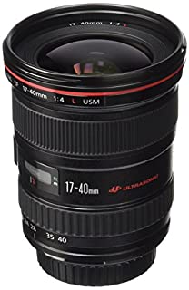 Canon EF 17-40mm f/4L USM Ultra Wide Angle Zoom Lens for Canon SLR Cameras (B00009R6WO) | Amazon Products