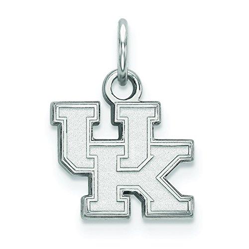 Sterling Silver LogoArt University of Kentucky XS Pendant