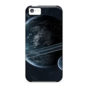 Sanp On Cases Covers Protector For Iphone 5c (space Is Awesome)
