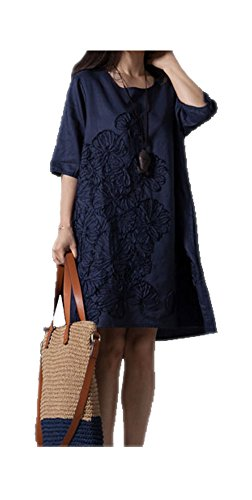 ARJOSA Pattern Oversized Sleepwear Maternity