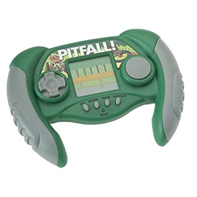 Excalibur Pitfall Handheld Game: Toys & Games