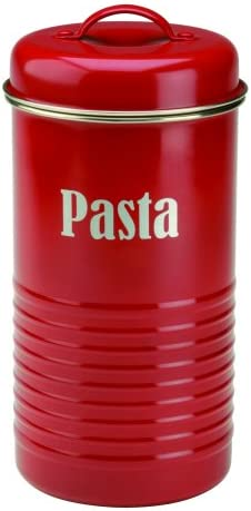 Typhoon Pasta Canister Red