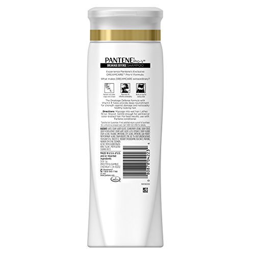 080878042234 - Pantene Pro-V Anti-Breakage Shampoo 12.6 Fl Oz (Pack of 6) (packaging may vary) carousel main 1