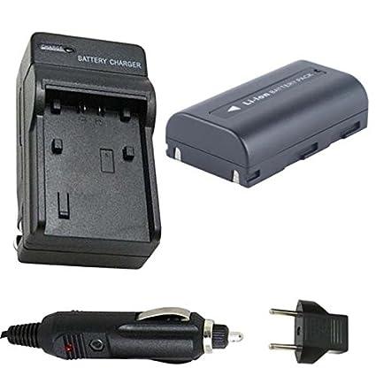 SB-LSM80 batería y cargador para Samsung SC-D351, SC-D352, SC-D353 ...