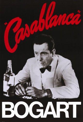 Bergman Movie Poster - Casablanca Poster Movie M 11x17 Humphrey Bogart Ingrid Bergman Paul Henreid Claude Rains