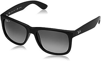 Ray-Ban Justin Classic Polarized Grey Gradient Sunglasses