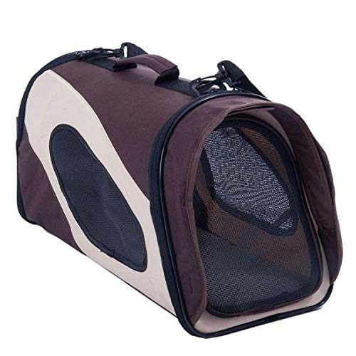 Generic  Carri Bag Travel Carri Cat Car Vet Ho Holiday Carry Puppy Animal et Holiday Carr Pet Dog Carrier Shoulder Puppy Anim Train Vet