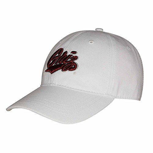 Ouray Sportswear NCAA Montana Grizzlies Structured Epic Cap, Adjustable Size, (Grizzlies Hat Cap)