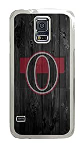 Samsung Galaxy S5 Case, Wood 0 Clear Plastic Hard Snap on Protective Case Back Cover for Samsung Galaxy S5 I9600