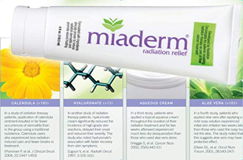 (Miaderm Radiation Relief Lotion 2 Pack)