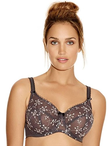 Underwired Balcony Bra - 4
