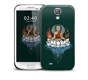 Enlightenment Dragon Ball Z Samsung Galaxy S4 GS4 protective phone case by supermalls
