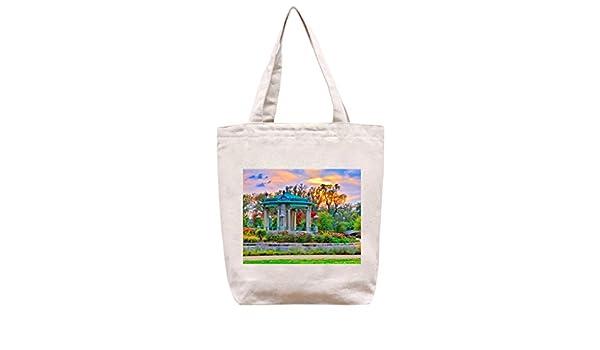 Noche Repose - algodón Canvas Tote Bag: Amazon.es: Hogar