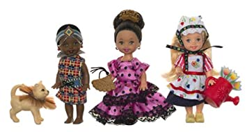 Inventive Barbie Dolls Of The World French Can Can 1996 Bambole