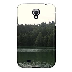 Perfect Lake In Vilnius Cases Covers Skin For Galaxy S4 Phone Cases