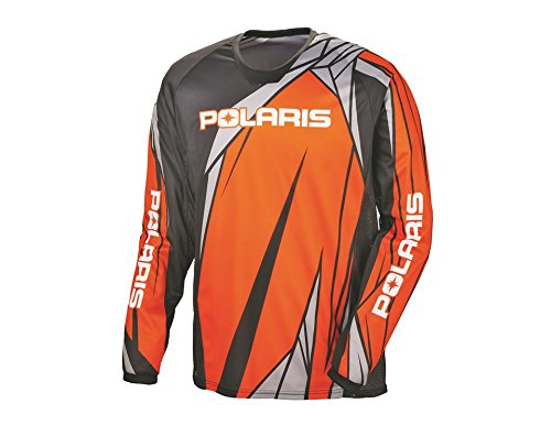 Polaris Off-Road Riding Jersey - Orange - 2XL 286793912