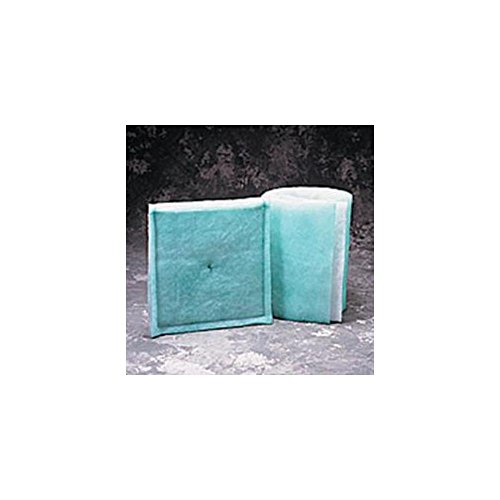 AIR FILTRATION CO INC - CS OF 20 FLTRS: 2O X 25 PANEL FLTR - AF316 by AIR FILTRATION CO INC