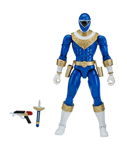 Power Rangers Zeo Action Figure, Blue by Power Rangers (Image #1)