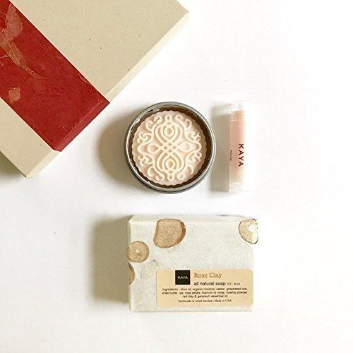 Garden Rose | Gift for her | Bath and Body Gift Set | 100% natural handmade | Valentine Gift | Bridesmaid gift | Birthday gift | Welcome kit | Mini gift
