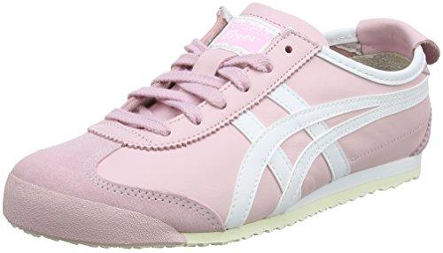 Pink Mujer Parfait White Para 66 Asics Mexico 2001 Rosa Zapatillas ZqA0IT4I