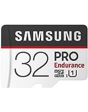 Samsung PRO Endurance 32GB Micro SDHC Card with Adapter - 100MB/s U1 (MB-MJ32GA/AM)