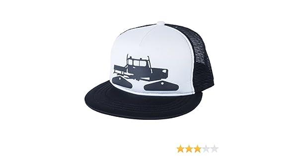 51b88b0cf92 Amazon.com  Spacecraft Snow Cat Trucker Hat