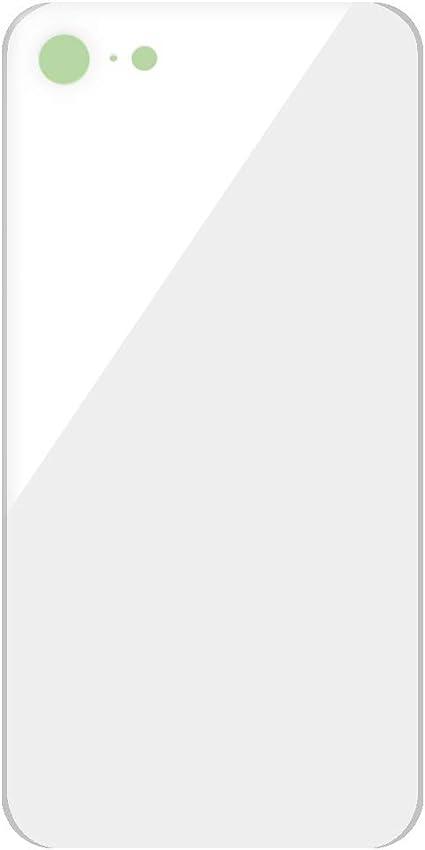 Blanco 4.7Pulg Battery Back Cover con Adhesivo Incl Htas. MMOBIEL Tapa de Bater/ía de Reemplazo Compatible con iPhone 8