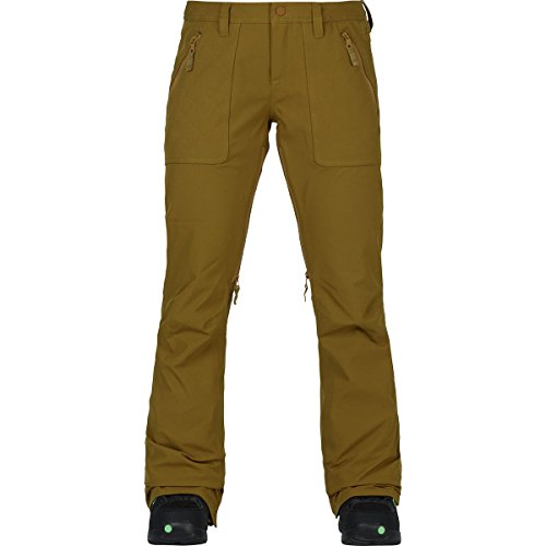 Burton Women's Vida Pants, Plantation, - Women Plantation