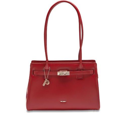 Picard, Borsa a mano donna Rosso rosso Größe: 32 x 21 x 11 cm (L x H x T)