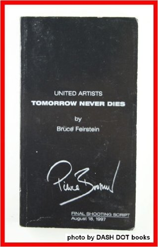 Tomorrow Never Dies, Final Shooting Script, August 18, 1997
