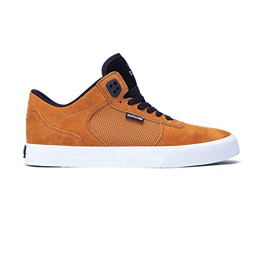 SUPRA Skateboard Shoes ELLINGTON VULC CATHAY SPICE/BLACK-WHITE