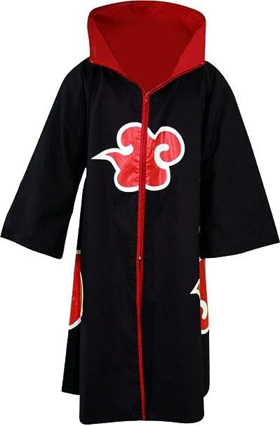 Mtxc Hombre Naruto Cosplay Disfraz Akatsuki Organización Primero ...