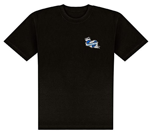 World of Football T-Shirt Gelsenkirchen Herz/w