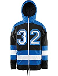 32 - Thirty Two Batch Snowboard Jacket Enamel Blue Mens