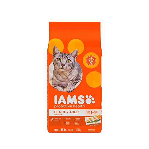 IAMS Proactive Health Original Adult Dry Cat Food 41V1UGC2JeL