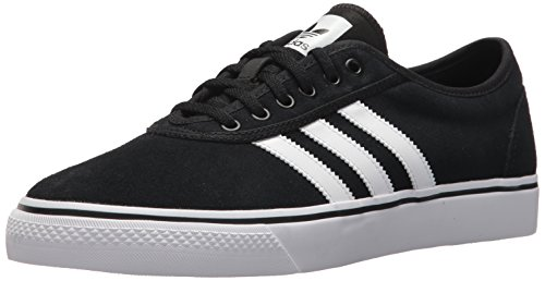 adidas Originals Men's ADI-Ease, White/core Black, 4 M US by adidas Originals (Image #1)