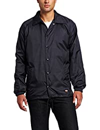 Men's Snap-Front Nylon Jacket